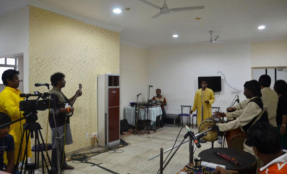 Indoor Studio