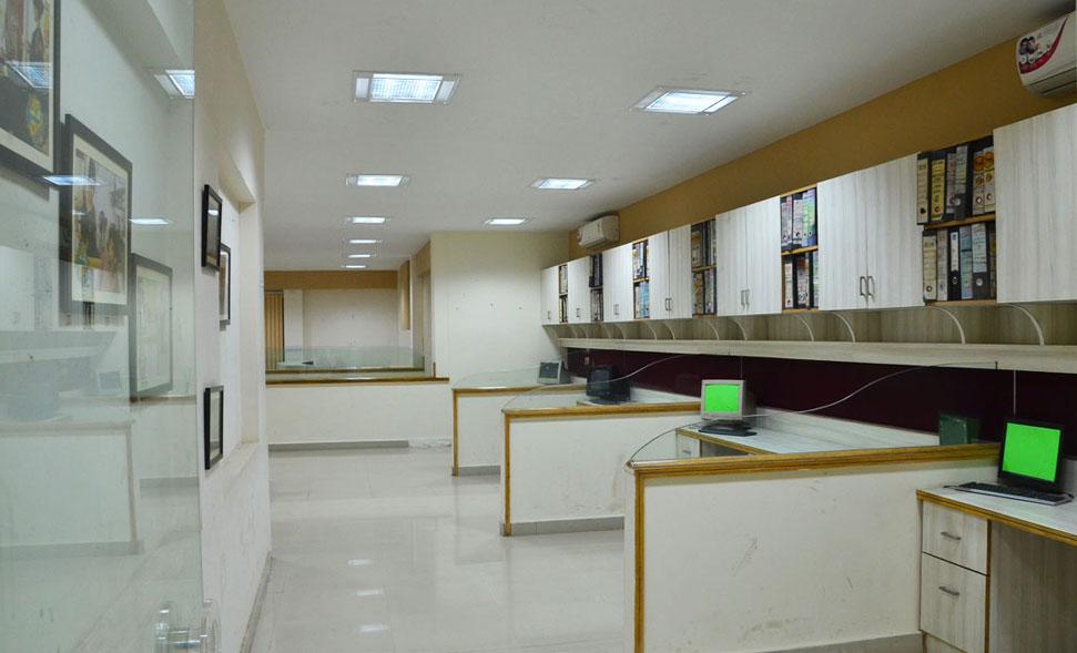 Indoor Office 1