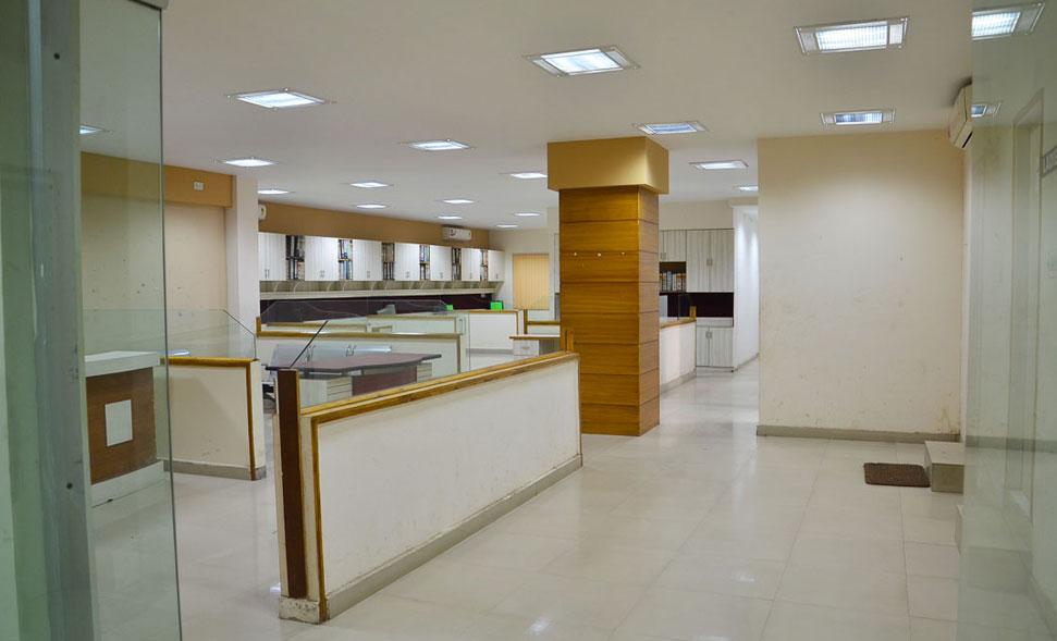 Indoor Office 3