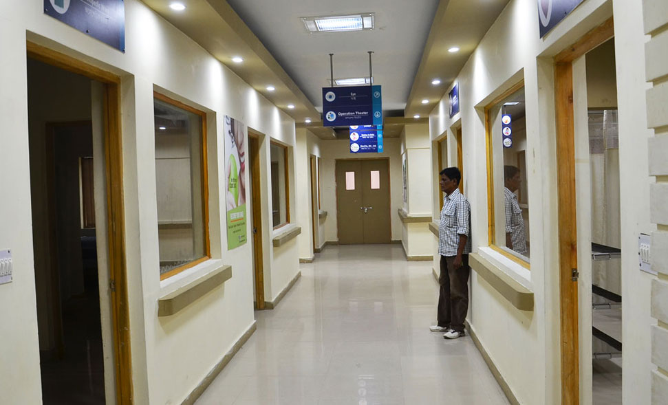 Indoor Hospital 5